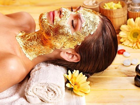 Face Therapy GOLD and SILK